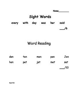 Trophies Dan's Pet fluency, phonics and spelling activity pack