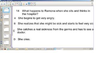 Trophies Grade 3, Ramona Senteo Test,Vocab,Prefix/Suffix,Comprehension test