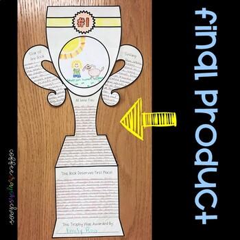 Trophy Book Report