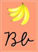 Tropical Alphabet