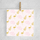 Tropical Backgrounds, Summer Patterns, Flamingo, Pineapple, Summer, Leaves