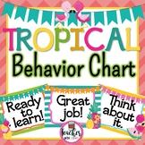 Tropical Behavior Chart