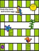 Tropical Bird Universal Game Board