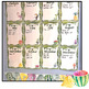 Tropical Birthday Chart and Bunting