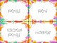 Tropical Brights Editable Supply Labels