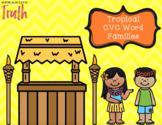 Tropical CVC Word Families