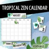 Tropical Calendar