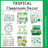 Tropical Classroom Bundle