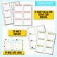 Tropical Theme Classroom Decor: Teacher Stationary *Editable*