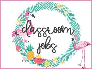 Tropical Classroom Jobs
