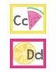 Tropical Classroom Labels- Growing Pack**