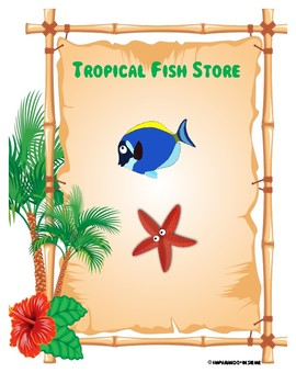 Tropical Fish Store Math