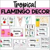 Flamingo Classroom Decor 2