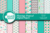 Tropical Flamingo Papers, AMB-2620