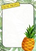Tropical Fruit Group Posters