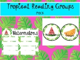 Tropical Fruits Reading Groups Display Pack