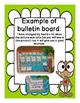 "Tropical Fun Decor {""Writer's Eye"" Bulletin Board}"