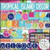 Tropical Island Decor Bundle
