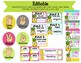Tropical Pineapple Classroom Decor Pack