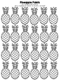 Tropical Pineapple Incentive Chart