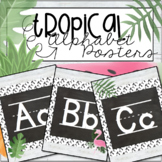 Tropical (Pineapples, Flamingos, Popsicles, more!) Print A