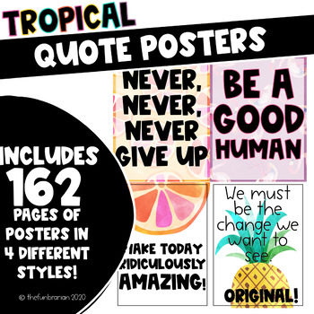 Tropical Quotes