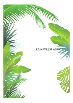 Tropical Rainforest Puzzle