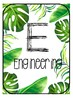 Tropical STEM Posters FREEBIE