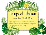 Tropical Toolbox Labels