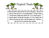 Tropical Treats Pattern Match