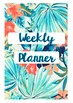 Tropical Weekly Planner Covers
