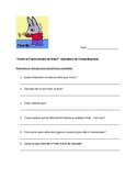 French Listening Comprehension Party/Clothing: Trotro et l