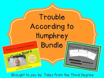 Trouble According to Humphrey Bundle