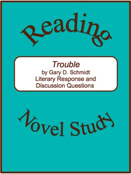 Trouble--Literary Analysis and Discussion Questions