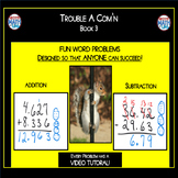 Trouble a Com'n - Book 3 (Distance Learning)
