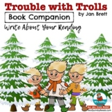 Trouble with Trolls | Book Companion | Distance Learning |