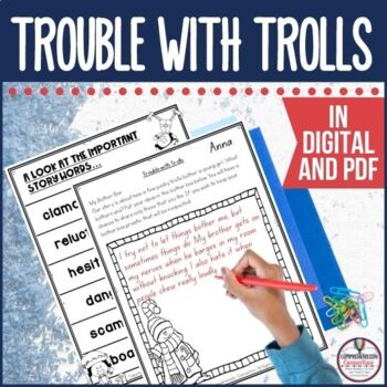 Trouble with Trolls Book Companion in Digital and PDF Formats