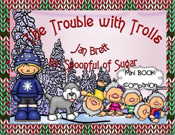 Trouble with Trolls by Jan Brett  (Book Companion)