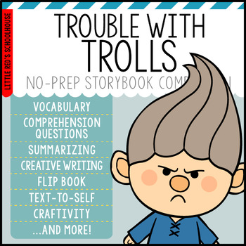 Trouble with Trolls by Jan Brett