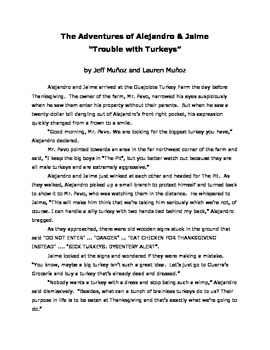 Trouble with Turkeys