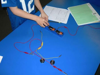 Troubleshooting Circuits, Electricity Lab & Rubric, N.B. Prep Req. (Word & PDF)