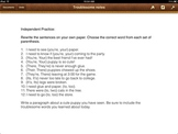 Troublesome Words  (Pages format for Mac)