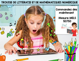 Échantillon\\Trousse de littératie et de mathématiques numérique (8 livrets)