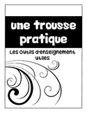 French Planning and Assessment Tools