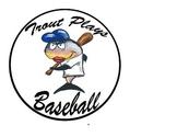 Trout Plays Baseball