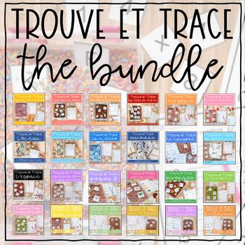 Trouve et Trace GROWING BUNDLE!
