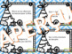 Trouve le verbe - Cartes à tâche -NOUVEL AN  - (New Years)   - (French - FSL)