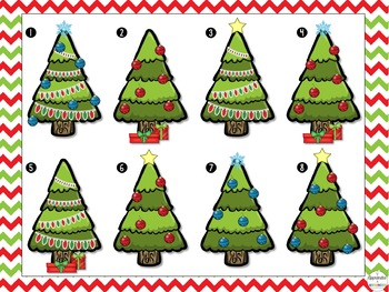 Trouve mon sapin de Noël