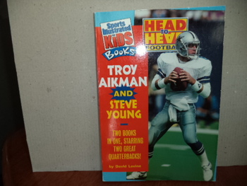 Troy Aikman and Steve Young ISBN 1-886749-14-0