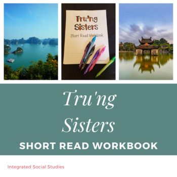 Tru'ng Sisters Short Read with Summary Workbook